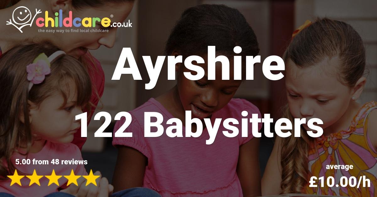 Babysitters In Ayrshire
