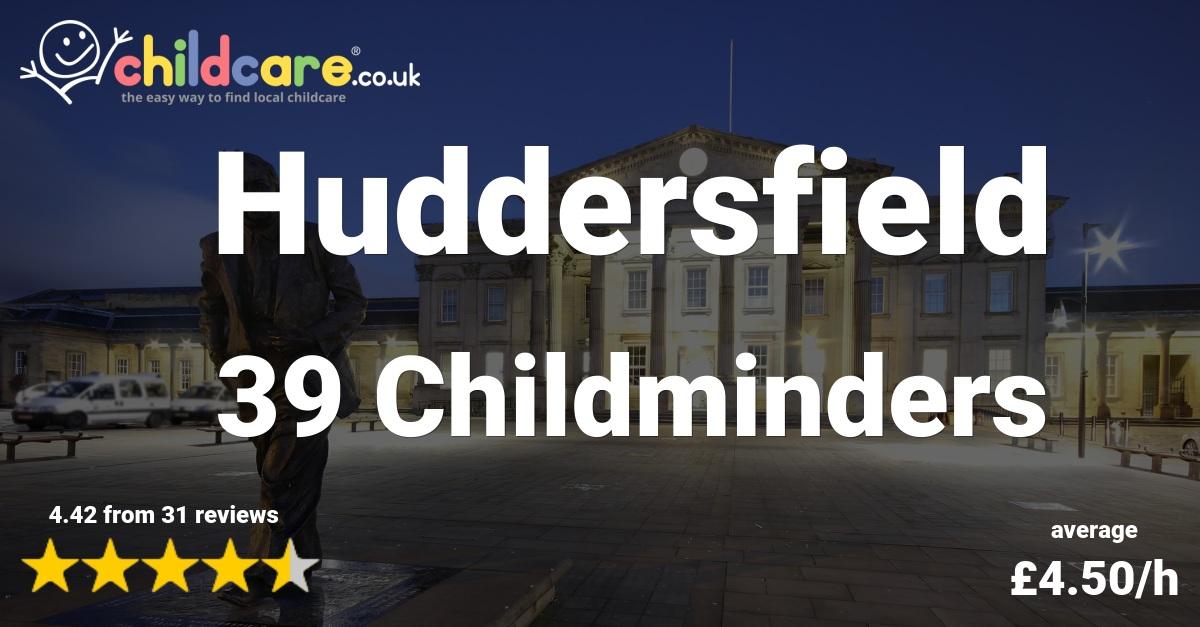 Childminders In Huddersfield