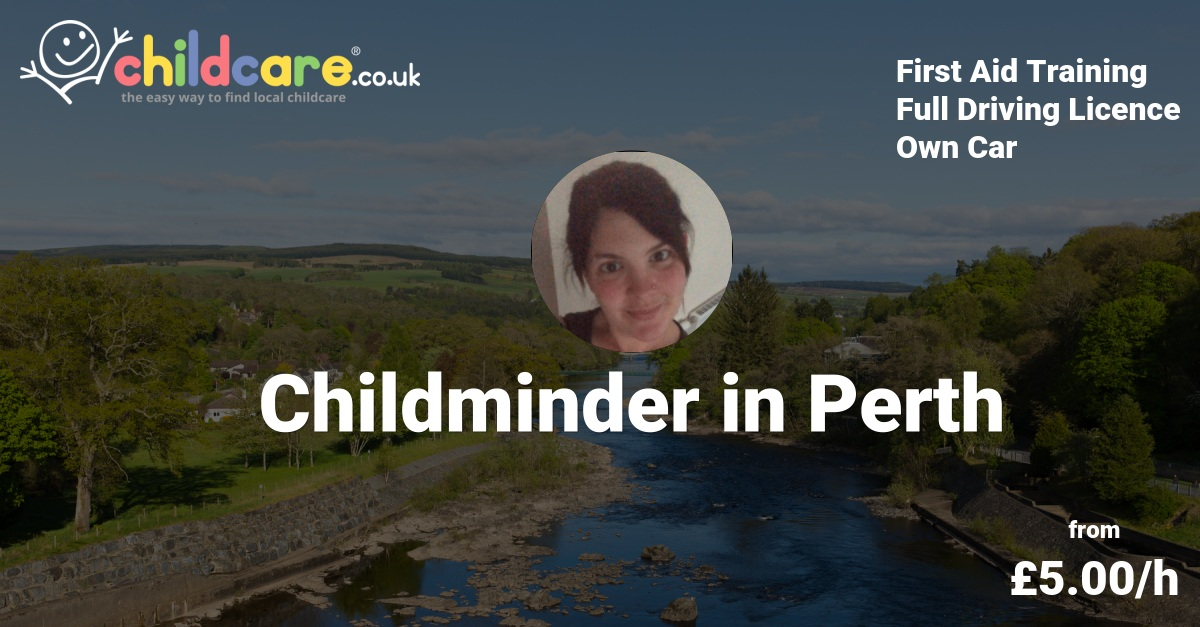 Babysitter In Perth Childminder In Perth Roxy242 Childcare Co Uk