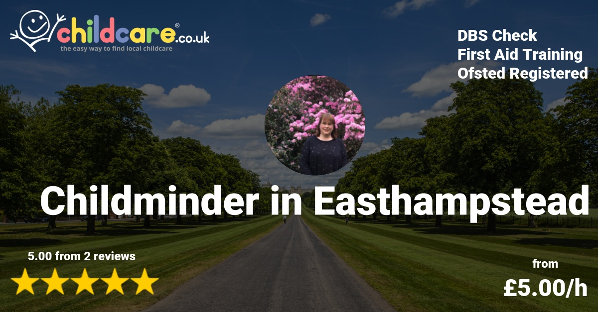 childminder in easthampstead - paula