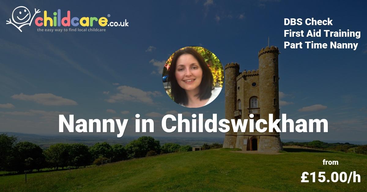 Babysitter in Childswickham, Nanny in Childswickham - JH81