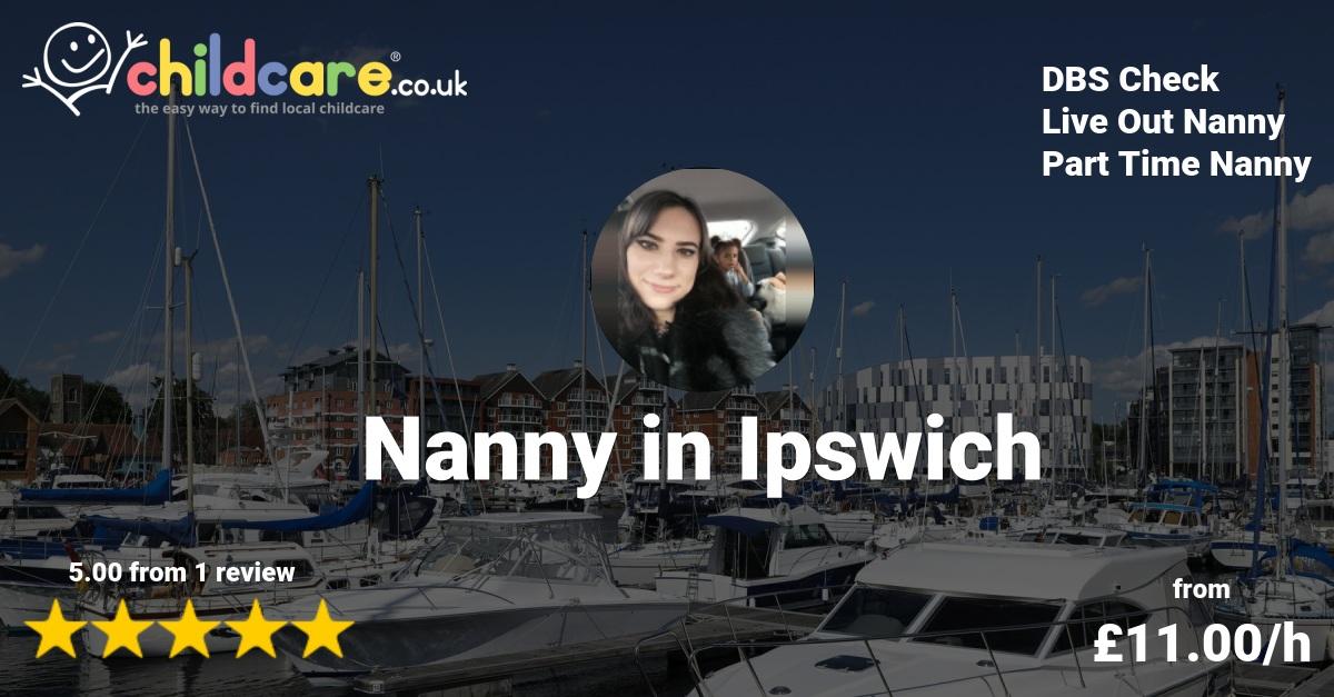 Babysitter in Ipswich, Nanny in Ipswich - Lavinia ...