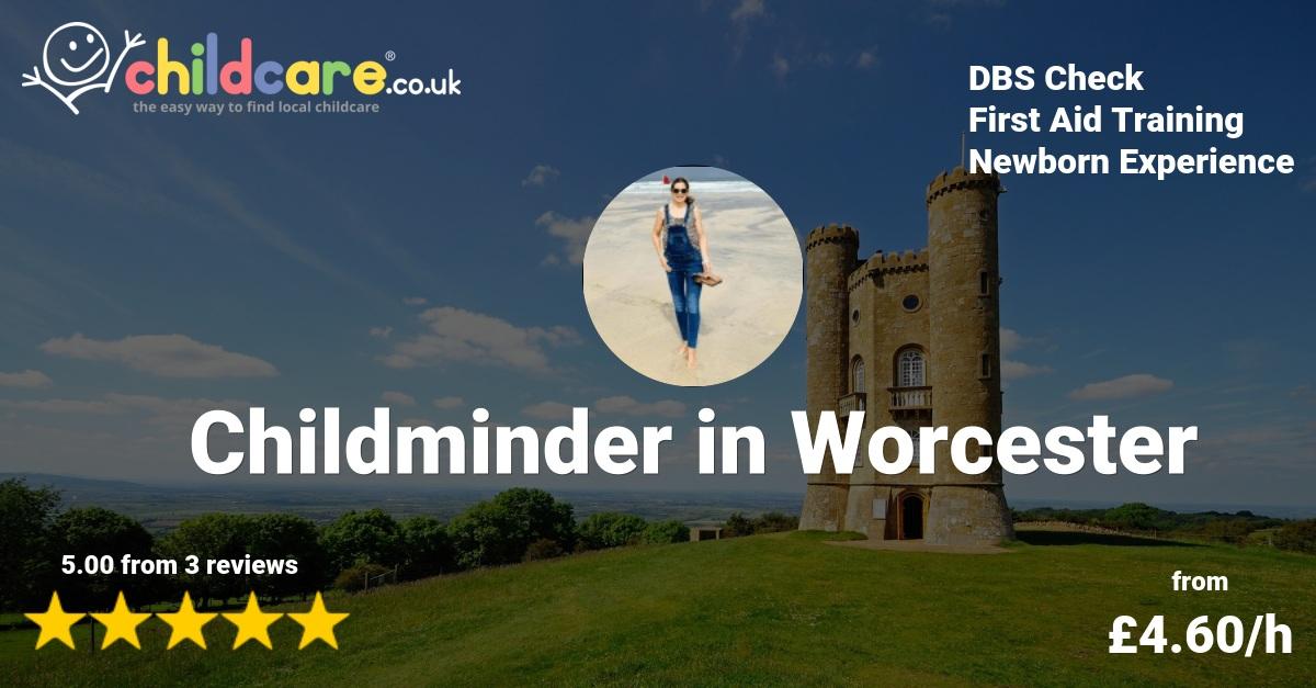 Babysitter in Worcester, Childminder in Worcester - Jo