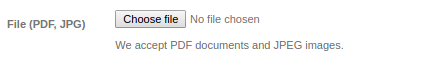 Choose a file