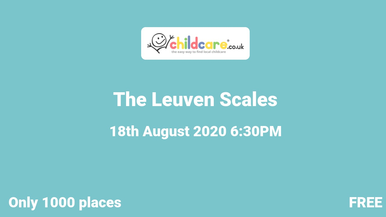 The Leuven Scales poster